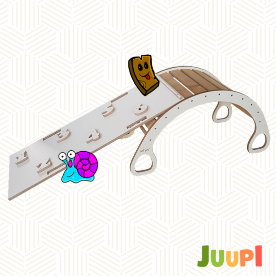 ROCKER + SLIDE (3in1) JUUPI