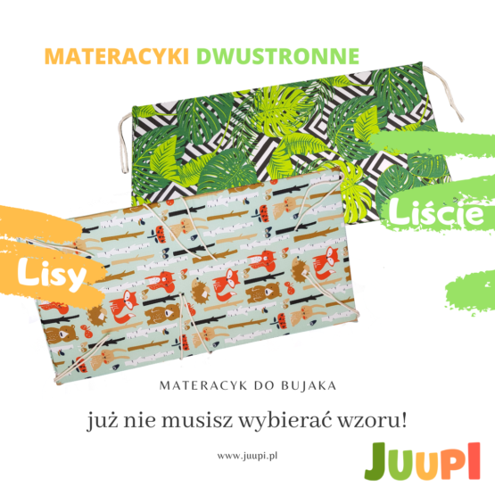 Materac do bujaka JUUPI