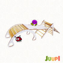 HOME AND GARDEN RECREATIONAL JUUPI SET