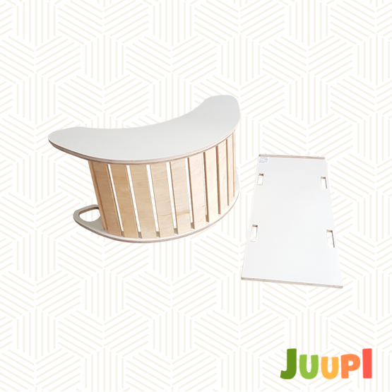 ROCKER + TABLE + SLIDE (3 in 1) JUUPI