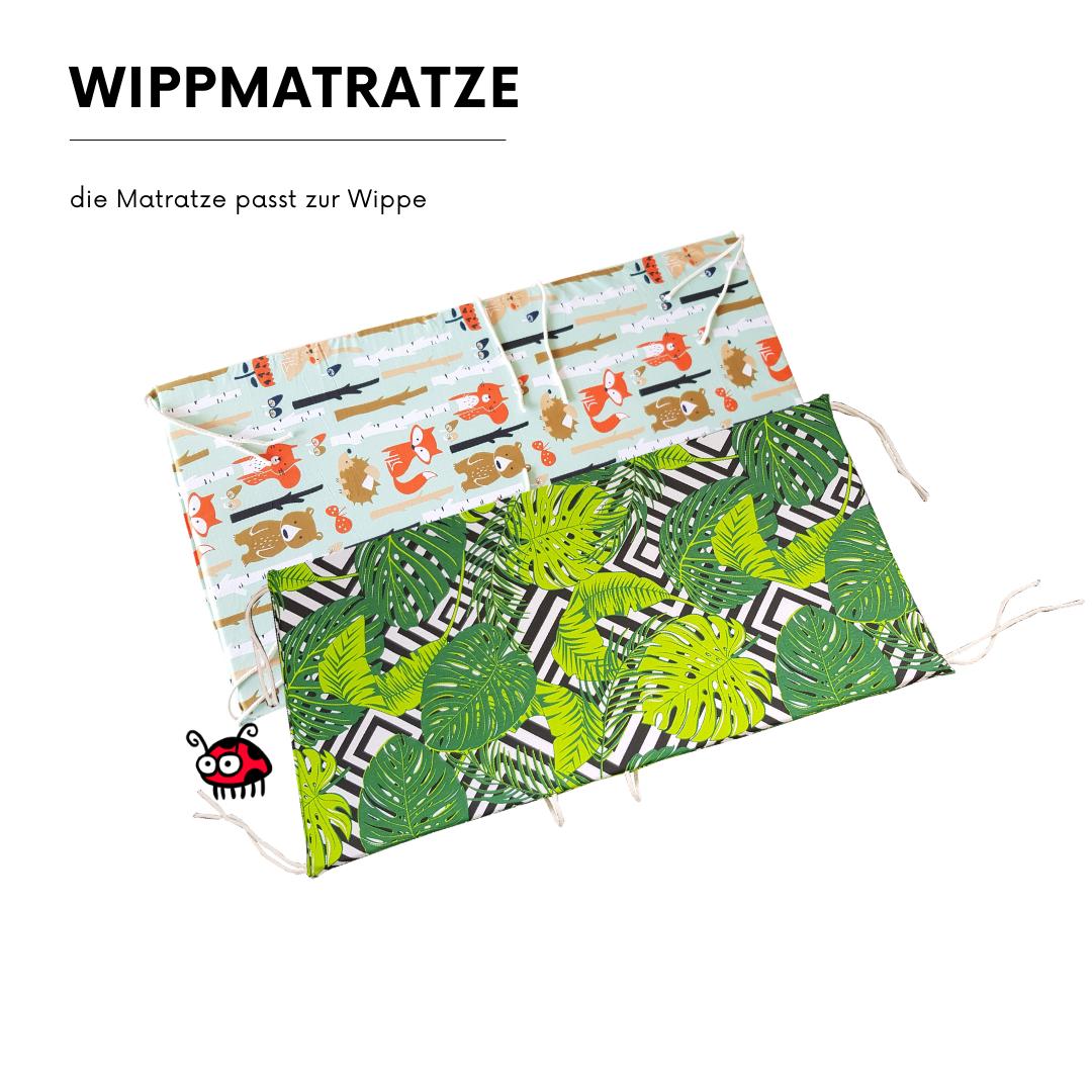 JUUPI Wippmatratze