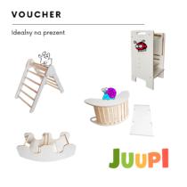 voucher na produkty JUUPI